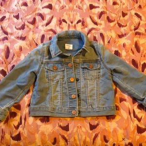 EUC Gap Jean jacket 2T